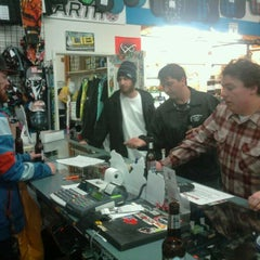 Photo taken at Clark's Snowsports by Isaiah S. on 12/1/2011