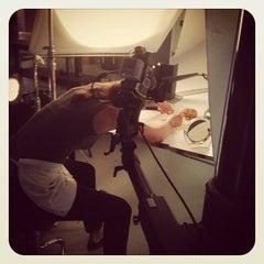 Photo taken at Polara Studio by Kristin C. on 5/9/2012