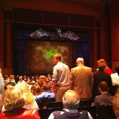 Photo taken at Wicked, Broadway in Jacksonville by Nathan T. on 1/22/2012