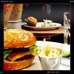 Photo taken at BLT Burger by Jun O. on 1/4/2012