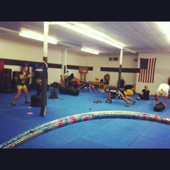 Photo taken at Team Chip Tae Kwon Do Centers by Glyn Ann T. on 8/2/2012