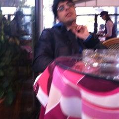 Photo taken at Eiscafè by Furio mattia C. on 3/15/2012
