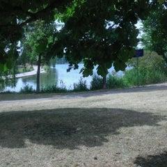 Photo taken at Hoyt Lake by Bryan M. on 7/18/2012