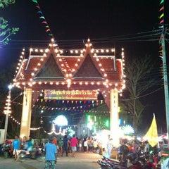 Photo taken at วัดสุนทรธรรมิการาม (Wat Sunthon Thammikaram) by Kaikong on 3/18/2012