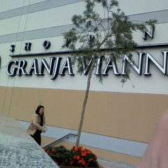 Photo taken at Shopping Granja Vianna by Geovane C. on 8/21/2011