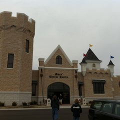 Photo taken at Mars Cheese Castle by Steve D. on 3/18/2011