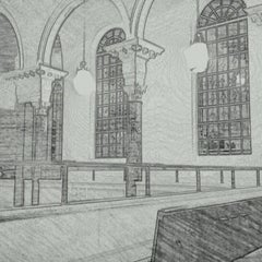 Photo taken at West Hunter Street Baptist Church by Rich W. on 7/22/2012
