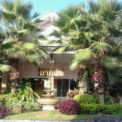 Photo taken at Matina Hotel Surin by art g. on 11/18/2011