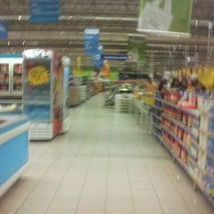 Photo taken at Hiper Bompreço by Jorge Luiz on 2/5/2012