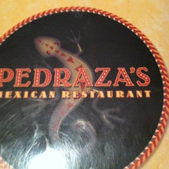 Photo taken at Pedraza's Mexican Restaurant by Mary F. on 7/31/2011