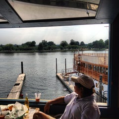 Photo taken at Cantina Marina by Adam W. on 6/24/2012