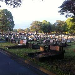 Photo taken at Woronora Cemetery by David J. on 11/17/2011