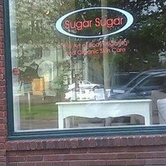 Photo taken at Sugar Sugar by JustAda on 9/24/2011