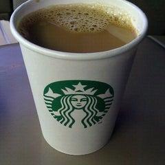 Photo taken at Starbucks by Stef ツ. on 1/12/2012