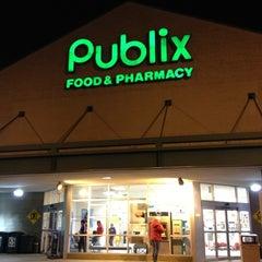 Photo taken at Publix by Rebekah J. on 1/4/2012