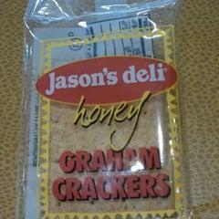 Photo taken at Jason's Deli by Brandi M. on 9/14/2011