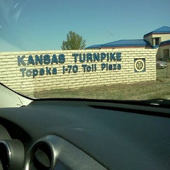 Photo taken at Kansas Turnpike Authority by Mya M. on 9/4/2011