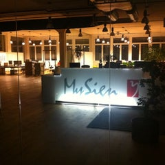 Photo taken at MySign AG by Reto B. on 9/26/2011