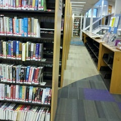 Photo taken at New City Public Library by Hadassah S. on 1/22/2012