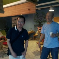 Photo taken at ChaiHuo 柴火 Hackerspace by Michael M. on 5/8/2012
