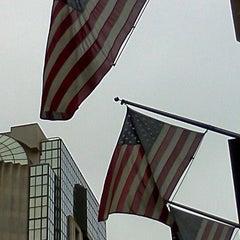 Photo taken at MUNI Bus Stop - 4th & Market by Jose C. on 5/17/2012