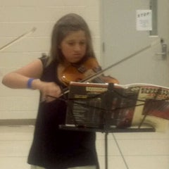Photo taken at Jim C. Bailey Middle School by Sharon M. on 4/12/2012