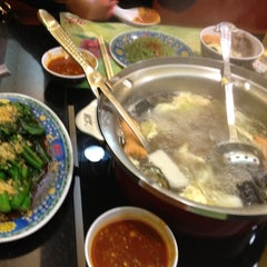 Photo taken at MK Restaurant (เอ็มเค) by Anucha N. on 3/22/2012