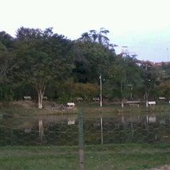 Photo taken at Pesqueiro e Restaurante Green Camp by Stevan B. on 7/11/2012