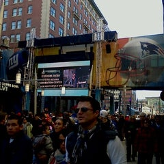 Photo taken at Super Bowl Village by Paul-Michael M. on 2/5/2012