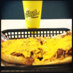 Photo taken at Penn Station East Coast Subs by Lynn H. on 8/15/2012