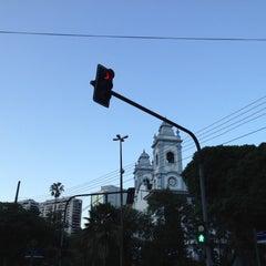 Photo taken at Igreja Matriz Santa Margarida Maria by Rodrigo R. on 6/16/2012