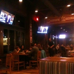 Photo taken at Buckeye Hall of Fame Grill by Jess S. on 1/25/2012