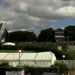 Photo taken at Leeds Festival by Peter M. on 8/30/2011