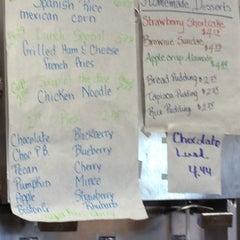 Photo taken at Longway's Diner by Travis C. on 8/14/2012
