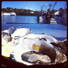 Photo taken at Sydney Fish Market by Mye on 5/8/2012