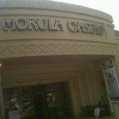 Photo taken at Morula Sun Casino by Futuristic H. on 10/1/2011