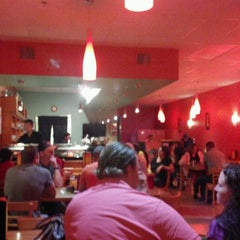 Photo taken at Tsunami Sushi by Kevin S. on 10/8/2011