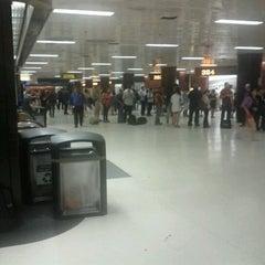Photo taken at Gate 303 by Oren B. on 8/19/2011