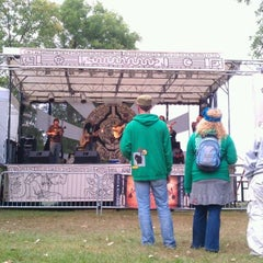 Photo taken at Boats and Bluegrass by Sarah K. on 9/23/2011