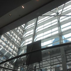 Photo taken at The Market & Shops at Comcast Center by Mark G. on 7/30/2012
