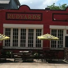 Photo taken at Rudyard's British Pub by Shawzilla on 4/11/2012