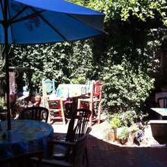 Photo taken at Linnaea's Cafe by Susan on 7/23/2011