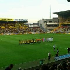 Photo taken at Herman Vanderpoortenstadion | Het Lisp by Edgar M. on 9/1/2012
