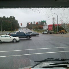 Photo taken at T W Alexander  Dr by Desiree F. on 10/28/2011