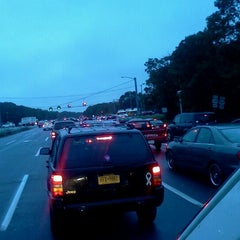 Photo taken at Route 347 by Dan O. on 10/14/2011