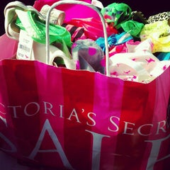 Photo taken at Victoria's Secret PINK by January R. on 6/12/2012