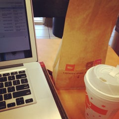 Photo taken at Dunkin Donuts by Katherine G. on 12/7/2011