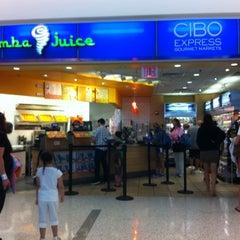 Photo taken at Jamba Juice by Conrad & Jenn R. on 8/20/2011