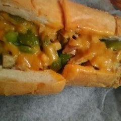 Photo taken at Govinda's Gourmet Vegetarian by Kissie N. on 5/24/2012