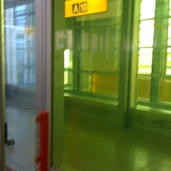 Photo taken at Gate A10 by yusuf t. on 11/5/2011